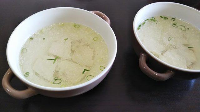 超鶏出汁の激美味スープを撮影した写真