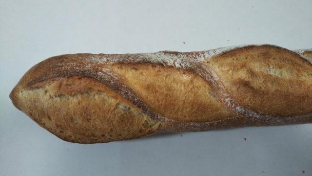 アデムク亭さんのフランスパンを撮影した写真